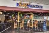 Image of Sac Sports Bar logo