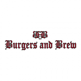 Image of Burgers and Brew logo