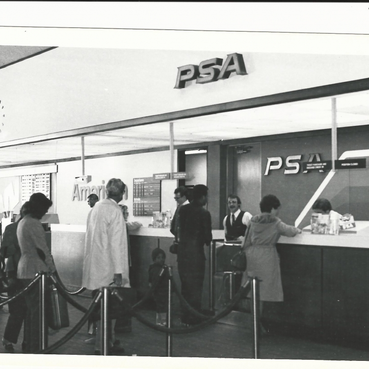 PSA Ticketing - 1982