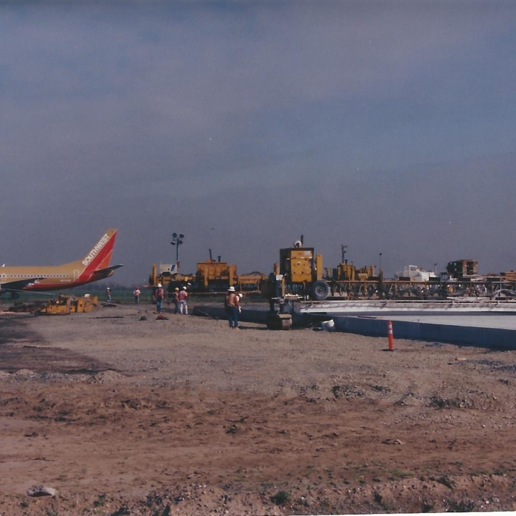 Tan Southwest Plane - 1998