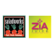 Image of Salad Works & Zia logo