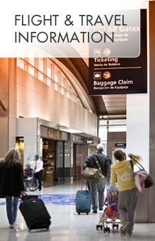 Flight & Travel Info
